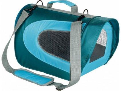ALINA bag, nylonová přepravní taška se síťkou 27x27x35 cm - pet