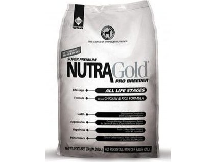 Nutra Gold Breeder Bag 20kg
