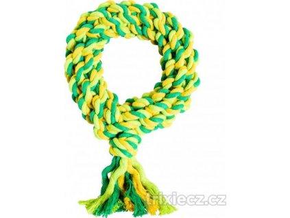 Kruh bavlněný 23 cm /250 g limetková, zelená