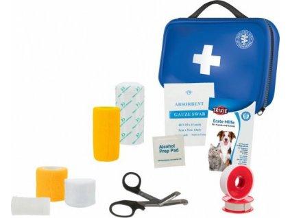 Lékárnička první pomoci pro psy a kočky - obvazy