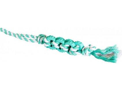 Dentální péče mátový pletenec 30 cm