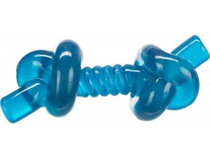 Bungee Knot, dvojuzel, extrapružná a odolná TPR, 17cm