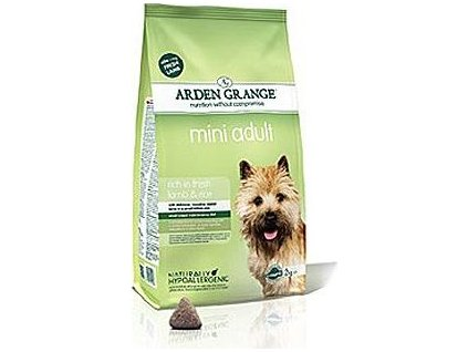 Arden Grange Dog Adult Lamb Mini 6 kg