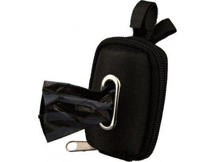 Mini taštička se zipem na sáčky na trus, role á 20 ks