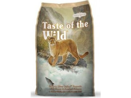 Taste of the Wild kočka Canyon River Feline 7kg