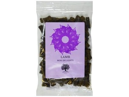 Essential Mini Delights Lamb 100g