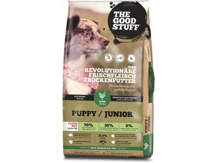 goodstuff puppy junior chicken turkey