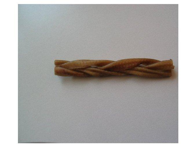 Copánek z vepřové kůže - uzený 1ks