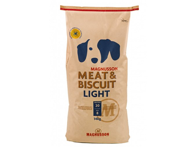 Magnusson Meat&Biscuit LIGHT 2x14kg