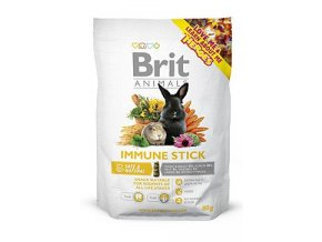 1 60176 brit animals immune stick for rodents 80g