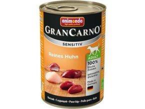 GRANCARNO Sensitiv čisté kuřecí 400 g
