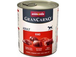 GRANCARNO Adult - hovězí 800g