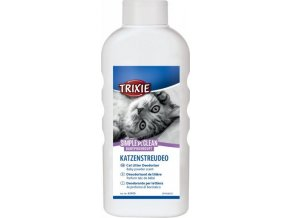 FreshďnďEasy deodorant pro kočičí WC BABY POWDER 750 g