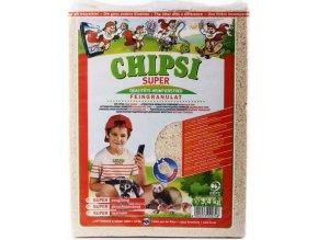 Podestýlka hlod. hobliny Chipsy super 3,4 kg