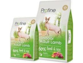 Profine NEW Cat Indoor Adult Lamb 2 kg