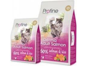 Profine NEW Cat Derma Adult Salmon 2 kg