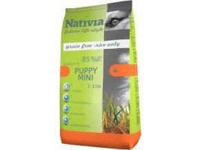 Nativia Dog Puppy Mini Duck&Rice 3kg