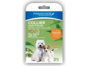 Francodex Obojek repelentní štěně a malý pes