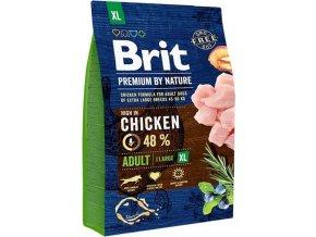 Brit Premium Dog by Nature Adult XL 3kg