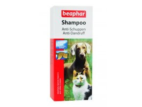 Beaphar Šampon proti lupům pes,kočka  200ml