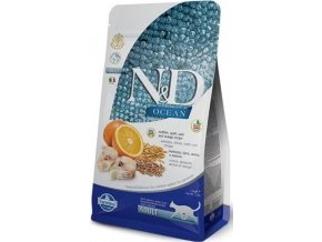N&D Grain Free Cat Adult Pumpkin Herring & Orange 0,3 kg
