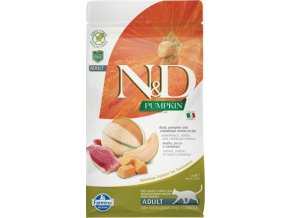 N&D Grain Free Cat Adult Pumpkin Duck & Cantaloupe 0,3 kg