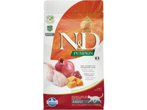 N&D Grain Free Cat Adult Pumpkin Quail & Pomegranate 0,3 kg