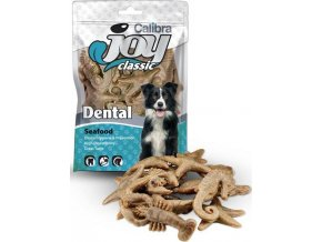 Calibra Joy Dog Classic Dental Sea Food 70g NEW