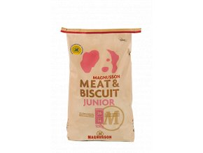 Magnusson Meat&Biscuit JUNIOR 2x10kg