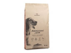 Magnusson Meat&Biscuit Junior 10kg