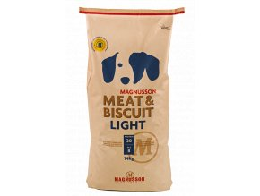 Magnusson Meat&Biscuit LIGHT 2x14kg