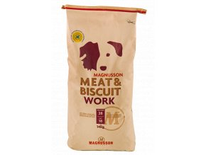 Magnusson Meat&Biscuit WORK 2x14kg