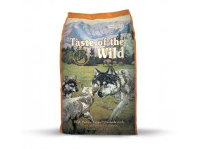 Taste of the Wild High Prairie Puppy 2x13kg