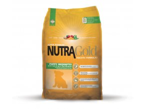 Nutra Gold Puppy Micro Bite 7,5kg