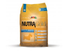 Nutra Gold Indoor Adult Dog - Micro Bite 3kg