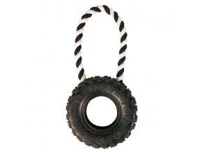 TRIXIE Přetahovadlo traktorové kolo 15cm/32 cm