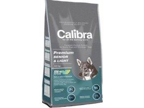 Calibra Dog Premium Senior & Light 12 kg