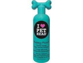 Pet Head šampon dog Puppy fun !! - hypoalergenní 475 ml štěně