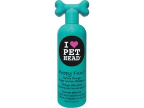 Pet Head šampon dog Puppy fun !! - hypoalergenní 475 ml štěně