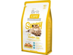 Brit Care Cat Sunny I´ve Beautiful Hair 0,4 kg