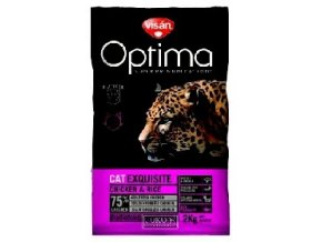 Visán OPTIMA nova CAT EXQUISIT 2kg