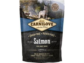 Carnilove Dog Adult Salmon Grain Free 1,5 kg