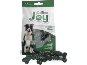 Calibra Dog Joy Denta Pure kostičky 90 g, 10 ks