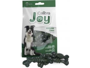 Calibra Dog Joy Denta Pure kostičky 90 g, 5 ks