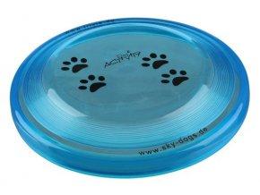 Trixie Dog Activity plastový létající talíř/disk 19 cm
