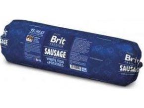 Brit salám Sausage - White Fish & Potatoes 800 g