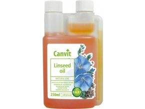 Canvit Natural Line Linseed oil 250 ml