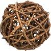 Proutěný míček pro křečky, o 10 cm