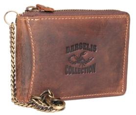 Kožená pánská peněženka WILD