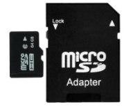 Paměťová karta Micro SD 128 GB